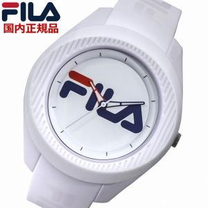 FILA フィラ ウォッチ FILASTYLE フィラスタイル メンズ レディース ユニセックス ホワイト 腕時計 38-160-006 bellmart