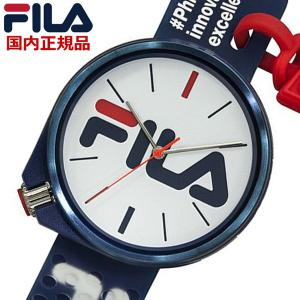 FILA フィラ ウォッチ FILASTYLE フィラスタイル メンズ レディース ユニセックス ネイビー 腕時計 38-199-003 bellmart