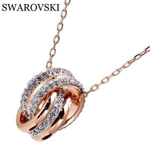 スワロフスキー SWAROVSKI ペンダント ネックレス Further 5240525|bellmart