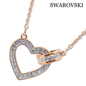 スワロフスキー SWAROVSKI ペンダント ネックレス Lovely 5368540|bellmart