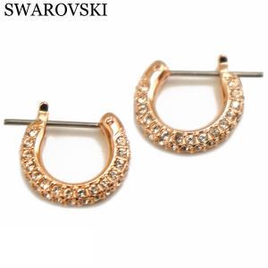 スワロフスキー SWAROVSKI Stone  ピアス レディース 両耳 5446008|bellmart