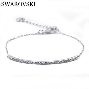 スワロフスキー SWAROVSKI ブレスレット レディース Only  5460440|bellmart