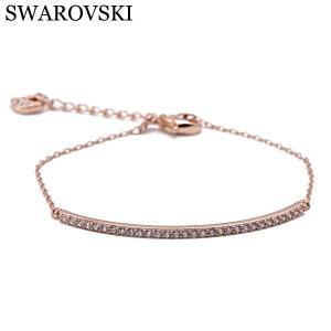 スワロフスキー SWAROVSKI ブレスレット レディース Only  5464128|bellmart