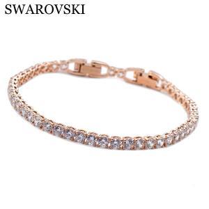 スワロフスキー SWAROVSKI ブレスレット テニスブレス レディース Tennis 5464948|bellmart