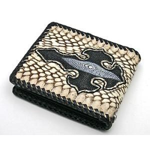 Fate Clad(フェイトクラッド)コブラ・ウォレット(2つ折財布) 70-43-011|bellmart