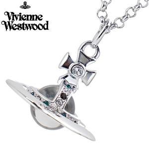 ヴィヴィアンウエストウッド Vivienne Westwood タイニー オーブ ペンダント ネックレス シルバー TINY ORB 752014B/1|bellmart