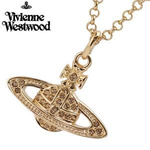 ヴィヴィアンウエストウッド Vivienne Westwood ミニバスレリーフ ペンダント ネックレス ゴールド MINI BAS RELIEF 752107B/2|bellmart