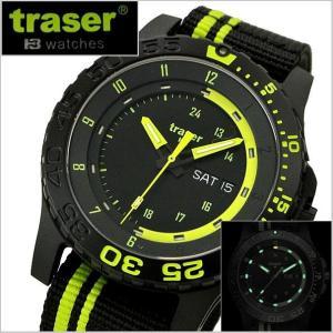 トレーサー traser MIL-G Green infinity ミル-G グリーンインフィニティ 自己発光システム搭載 ミリタリーウォッチ メンズ 9031564|bellmart