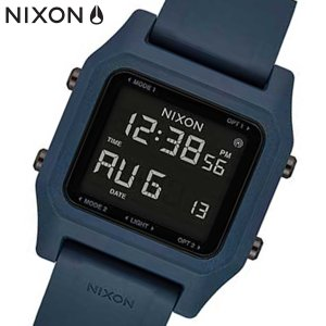 NIXON ニクソン 腕時計 Staple ステープル デジタル Dark Slate A13092889|bellmart