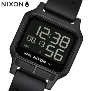 NIXON ニクソン 腕時計 Heat ヒート デジタル オールブラック A1320001|bellmart