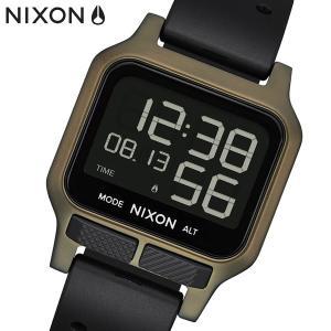 NIXON ニクソン 腕時計 Heat ヒート デジタル サープラス A13201085|bellmart