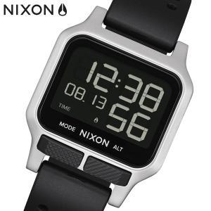 NIXON ニクソン 腕時計 Heat ヒート デジタル シルバー A1320130|bellmart
