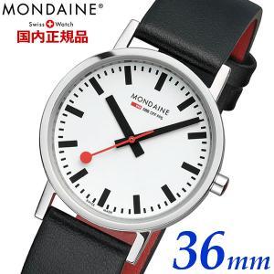 モンディーン MONDAINE 腕時計 メンズ ニュークラシック A660.30314.11SBB|bellmart