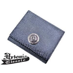 アルテミスクラシック Artemis Classic ショートウォレットリザードスタイル 財布 ACSW0002|bellmart