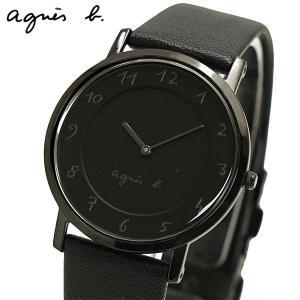 アニエスベー agnes b. 腕時計 レディース マルチェロ オールブラック BG4008P1|bellmart