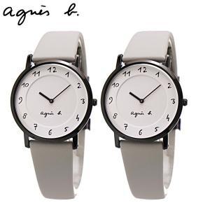 アニエスベー agnes b. ペアウォッチ(2本セット)腕時計 メンズ レディース ユニセックス マルチェロ BG4010P1|bellmart