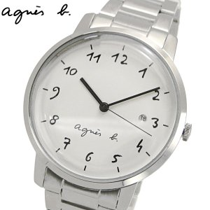 アニエスベー agnes b. 腕時計 38mm ユニセックス メンズ/レディース マルチェロ Marcello|bellmart