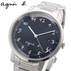 アニエスベー agnes b. 腕時計 38mm ユニセックス メンズ/レディース マルチェロ Marcello BG8006X1 FCRK990|bellmart