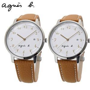 アニエスベー agnes b. ペアウォッチ(2本セット)腕時計 ユニセックス マルチェロ BG8007X1 (FCRK989)|bellmart