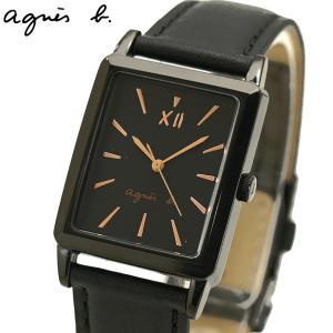 アニエスベー agnes b. 腕時計 レディース マルチェロ オールブラック BH8047X1|bellmart