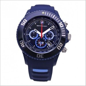 アイスウォッチ ICE WATCH  腕時計  BMW ビーエムダブリュ モータースポーツ クロノグラフ/ダーク & ライトブルー・ビッグ BM.CH.BLB.BS|bellmart|02