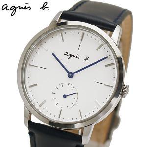 アニエスベー agnes b. 腕時計 ユニセックス メンズ レディース ネイビー BN4001X1|bellmart