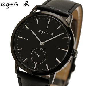 アニエスベー agnes b. 腕時計 ユニセックス メンズ レディース ブラック BN4003X1|bellmart