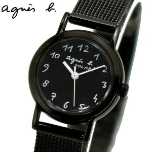 アニエスベー agnes b. 腕時計 ソーラーウォッチ 太陽電池/電池交換不要 レディース マルチェロ BU9029P1|bellmart