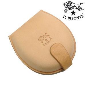 イルビゾンテ IL BISONTE コインケース 小銭入れ ナチュラル メンズ レディース C0543P-120|bellmart