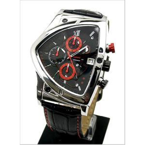 COGU(コグ)三角形クロノグラフ腕時計(ブラック文字盤・革ベルト・男性用) 53%OFF C43-RBK|bellmart