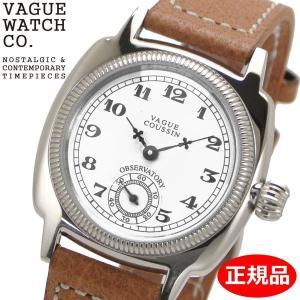 クリーナープレゼント VAGUE WATCH Co. ヴァーグ ウォッチ カンパニー 腕時計 COUSSIN クッサン メンズ レディース ユニセックス CO-L-001|bellmart