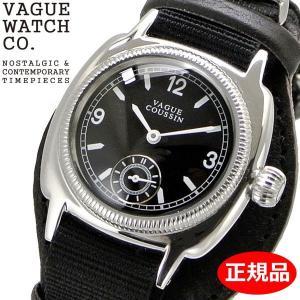 クリーナープレゼント VAGUE WATCH Co. ヴァーグ ウォッチ カンパニー 腕時計 COUSSIN ML クッサン ミリタリー メンズ レディース ユニセックス CO-L-007-05BK|bellmart