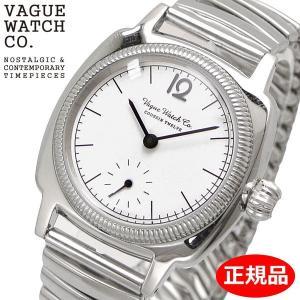 クリーナープレゼント VAGUE WATCH Co. ヴァーグ ウォッチ カンパニー 腕時計 COUSSIN 12 Extension クッサン12 エクステンション ユニセックス CO-L-012-SS-SE|bellmart