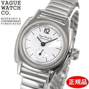 クリーナープレゼント VAGUE WATCH Co. ヴァーグ ウォッチ カンパニー 腕時計 COUSSIN 12 Extension クッサン12 エクステンション レディース CO-S-012-SS-SE|bellmart