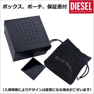 ディーゼル DIESEL ネックレス/ペンダント ダブルプレート/ドッグタグ・オールブラック DX0014040|bellmart|06
