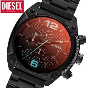 ディーゼル DIESEL クロノグラフ腕時計 オーバーフロー OVERFLOW  メンズ DZ4316|bellmart