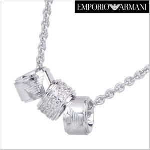 エンポリオ アルマーニ EMPORIO ARMANI ネックレス/ペンダント/シルバー925製・男女兼用/メンズ・レディース EG3046040|bellmart
