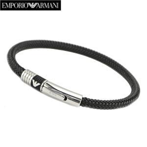 エンポリオ アルマーニ EMPORIO ARMANI ブレスレット メンズ EGS162400119|bellmart