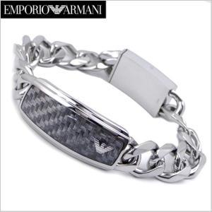 エンポリオアルマーニ EMPORIO ARMANI ブレスレット/ステンレス・メンズ EGS168804019|bellmart