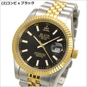 ELGIN エルジン 腕時計 ウォッチ メンズ FK1422TG-G FK1422TG-B FK1422G-G FK1422G-B|bellmart|03