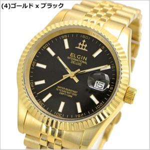 ELGIN エルジン 腕時計 ウォッチ メンズ FK1422TG-G FK1422TG-B FK1422G-G FK1422G-B|bellmart|05