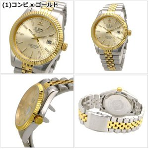 ELGIN エルジン 腕時計 ウォッチ メンズ FK1422TG-G FK1422TG-B FK1422G-G FK1422G-B|bellmart|06