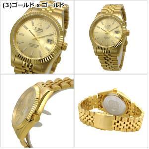 ELGIN エルジン 腕時計 ウォッチ メンズ FK1422TG-G FK1422TG-B FK1422G-G FK1422G-B|bellmart|08