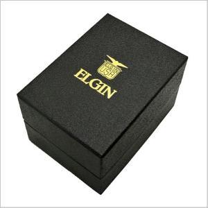 エルジン ELGIN 電波ソーラーウォッチ 腕時計 10気圧防水 太陽電池 メンズ 男性用 ブラック文字盤 FK1427S-BP|bellmart|06