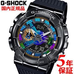 CASIO カシオ G-SHOCK ジーショック 腕時計 GM-110B-1AJF【国内正規品】|bellmart