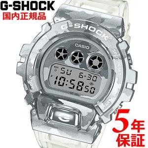 CASIO カシオ G-SHOCK ジーショック 腕時計 Skeleton Camouflage Series スケルトン カムフラージュ GM-6900SCM-1JF【国内正規品】|bellmart