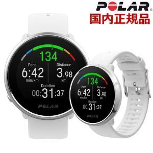 POLAR ポラール IGNITE イグナイト WATCH 手首型心拍計 GPS内蔵 スマートウォッチ 腕時計 ホワイト IGNITE WH ML bellmart