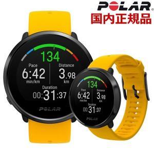 POLAR ポラール IGNITE イグナイト WATCH 手首型心拍計 GPS内蔵 スマートウォッチ 腕時計 イエロー IGNITE YE ML bellmart