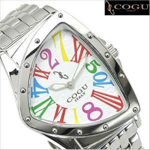 コグ COGU 腕時計 ジャンピングアワー クレイジーアワー 機械式 メンズ JHTM-WCL|bellmart