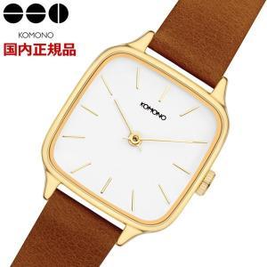 KOMONO コモノ 腕時計 KATE Gold Tan ケイト ゴールドタン レディース KOM-W4253 bellmart